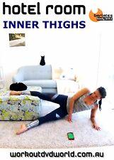 Inner Thigh Mat EXERCISE DVD - Barlates Body Blitz HOTEL ROOM INNER THIGHS!