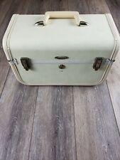 Vintage Taperlite Makeup Train Case