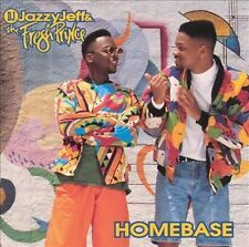 Homebase 1991 by DJ Jazzy Jeff & Fresh Prince *NO CASE DISC ONLY*