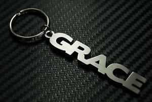 GRACE Name Keyring Keychain Key Fob