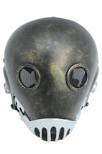Paintball Airsoft Full Face Protection Hellboy Kroenen 1:1 Nazi Mask Cosplay 670