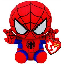 Ty Beanie Babies 96299 Marvel Avengers Spiderman Buddy