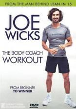 Joe Wicks The Body Coach Workout DVD