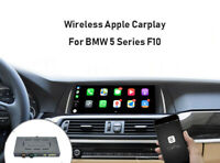 Wireless Apple Carplay Interface Module Android auto For BMW F10 NBT system