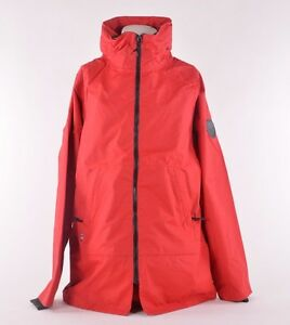 NWT MENS AIRBLASTER TRENCH SNOWBOARD JACKET $230 red glacier series