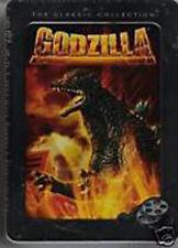 Godzilla  3  DVD  Classic  Collection  Tin Box