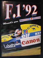 V&A Books F.1 '92 Mansell's Year, Leo Turrini (English) (F1BC)