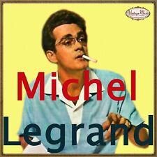 MICHEL LEGRAND CD Vintage Jazz Swing / Cheek To Cheek , La vie en rose , Venus