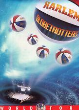 Harlem Globetrotters World Tour Souvenir Program 1990
