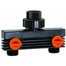 8589 Socket Tap Claber socket 2-way 3//4M Art