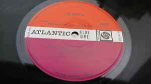 Led Zeppelin 1969 UK DEBUT LP Red/Plum Ver 6 A1 / B1 FINAL UPGRADE MINT LISTEN