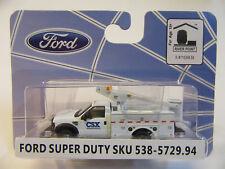 River Point Station USA 1:87 Ford F-450 + Steiger 2-Wege CSX Fertigmodell