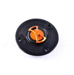 Keyless Gas Fuel Tank Cap For KTM 125 Duke 11-16, 200 Duke 12-16, 390 Duke 13-14
