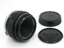 Olympus OM Zuiko Lens 50mm f/3.5 Macro 748*