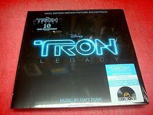 DAFT PUNK 'Tron: Legacy Vinyl Edition Soundtrack' NEW Ltd. 2020 RSD  Blue Vinyl
