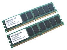 Electrobyt PC2-5300E-555 4GB (2x2GB Kit) 667MHz 2Rx8 DDR2 ECC Server Memory