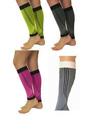 Elastic Sports Compression Gauntlets Sleeves Stockings Legs Run 0408-01
