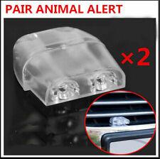 2pcs Car Accessories Deer Animal Alert Warning Whistles Safety Sound Alarm