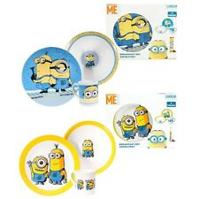 Dispicable Me Breakfast-set 3. WE'RE HERE, WE'RE YELLOW. GET USED TO IT.