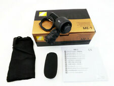 FOR Nikon ME-1 Stereo Microphone D750 D810 D610 D4s D5500 D3300 1 V3 D7100 P7800