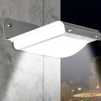 Sn _ 10000 Heures Solaire Rue Léger Mouvement Capteur LED Extérieur Jardin Mur