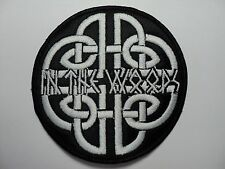 IN THE WOODS EMBROIDERED  PATCH