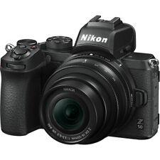 Nikon Z50 Mirrorless Camera NIKKOR Z DX 16-50mm f/3.5-6.3 VR Lens USA WARRANTY