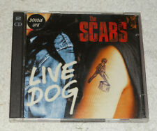 CD : The Scabs - Live Dog  (1993) Made in Austria