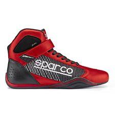 Sparco S00125743rsnr Omega Kb-6 Trophée de Rouge/noir Taille 43