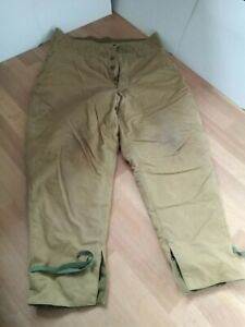 russian cold weather trousers ww2 style
