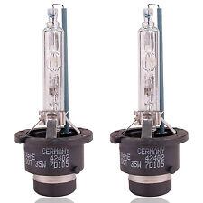 2x NEW! GENUINE OEM AGT D4S Xenon BULBS HID HEAD LIGHT LAMP PAIR HEADLIGHT 10K