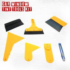 7Pcs Window Tint Tools Kit Car Auto Film Tinting Scraper squeegee Installation