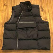 NIKE Mens Sportswear Tech Pack Down Fill Vest 928909-010 Multiple Size NWT Rare!