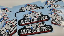 Large Dixie Chopper Decal 26 inches wide