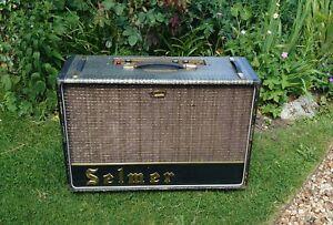 selmer amplifier 50w zodiac crocskin