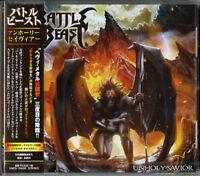BATTLE BEAST-UNHOLY SAVIOR-JAPAN CD BONUS TRACK F56