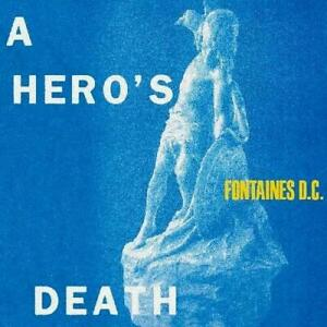 "New Music Fontaines D.C. ""Hero's Death"" LP"