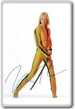 Uma Thurman – Kill Bill Autographed Preprint Signed Photo Fridge Magnet