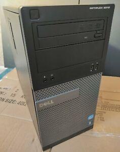 Unité Centrale DELL Optiplex 3010 Intel Core i5 3470 /8go ddr3 /hdd 500Go/ Win10