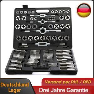 Gewindeschneider Satz 110 tlg. Fein Gewinde Schneider Bohrer Werkzeug Set M2-M18