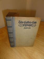 1900-The Golden Gate of Prayer:Devotional Studies on the Lord's Prayer, J.Miller