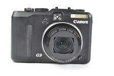 Canon Powershot G9 12.1 MP Point and Shoot Digital Camera w/ 6x IS Lens #E5446