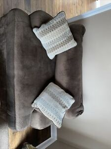 Ashley Furniture: Fielding Sofa, Love Seat, Oversized Chair. Brown
