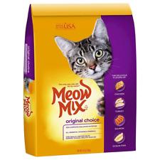 Meow Mix Dry Cat Food Original 16 lb