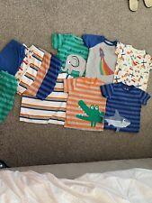 Boys Bundle Short Pyjamas Age 5-6 (next)