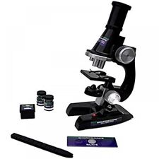 TOYRIFIC SCIENTIFIC EXPERIMENT MICROSCOPE SET EDUCATIONAL KIDS SCIENCE LAB TOY