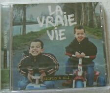La vraie vie (version Standard) Polydor Bigflo & Oli CD