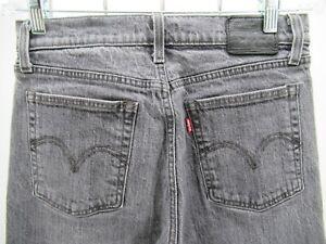 P3214 VTG Levi's Women's Regular Fit Button Fly Denim Jeans Size 27