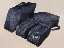 Saddlemen 4 Piece Saddlebag Packing Cube Liner Set Harley Davidson FLH Touring