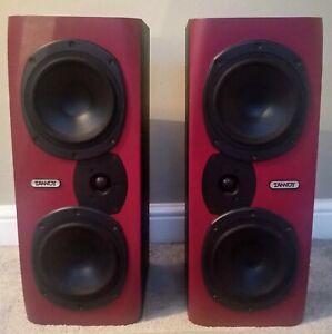 2 x Tannoy Reveal X Studio Monitors